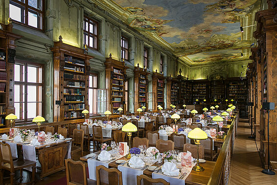 Augustinian Reading Room