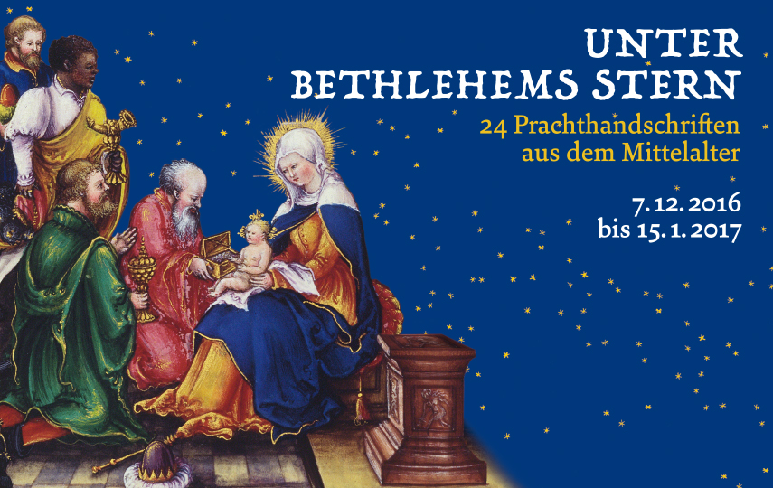 Under the Star of Bethlehem (7 Dec 2016 - 15 Jan 2017)