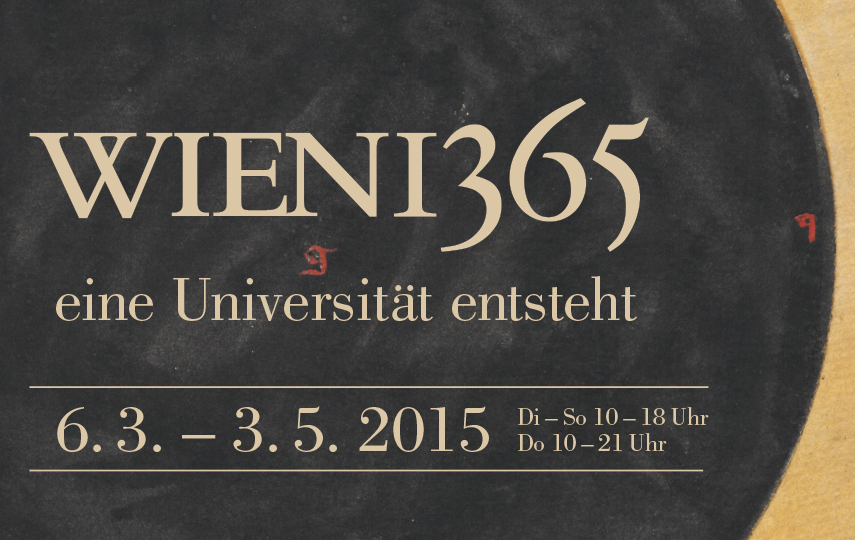 Vienna 1365 (6 Mar 2015 - 3 May 2015)
